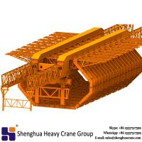 Buy cheap Factory supply viaduct construction movable scaffolding system used span by span method from wholesalers