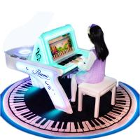 Buy cheap Children Coin Operated Karaoke Machine Piano Arcade Game For Playground from wholesalers