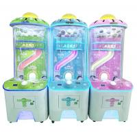 Buy cheap 1p Ball Paradise Coin Operated Capsule Gashapon Vending Machine Size W720*D860*H1985mm from wholesalers