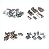 Buy cheap Industrial Aluminum Extrusion Profiles 8080 Heavy Weight V Slot Customized Color from wholesalers