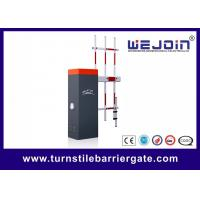 Buy cheap 3 Fence boom parking barrier gate for enterprises and institutions from wholesalers