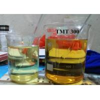 Wholesale Mixed Injection Finished Injectable Anabolic Steroids TMT300 Oil for Bodybuilding from china suppliers
