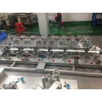 Auto Body Checking Fixture Components Inspection Pneumatic Design Precision Turned Parts