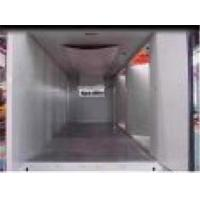 Fruits Project Air Cooling Cold Room Refrigeration , Walk In Commercial Freezer Manufactures