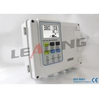 3 Phase Pump Control Panel , Mobile Automatic Water Pump Controller With Starter