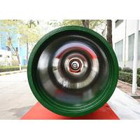Wholesale Water Supply K9 Di Pipe T Type Push On Joint , Polyurethane Ductile Iron Pipe from china suppliers