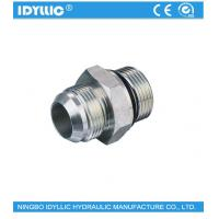 Buy cheap hydraulic tube fitting, stainless steel hydraulic fittings from wholesalers