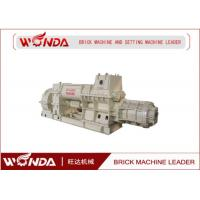 Wholesale Hollow Clay Brick Making Machine , Solid Concrete Block Making Machine36-40 R/ Min Spindle from china suppliers