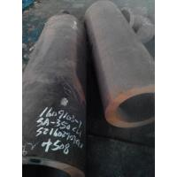 Wholesale Metalurgy Machinery coated heavy steel structural forged products coated roller heavy forging from china suppliers