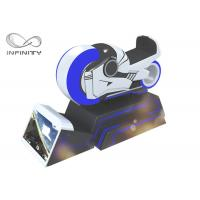 Wholesale SGS Virtual Reality Simulator 9D Racing Car Motion Ride VR Gaming With Headset from china suppliers