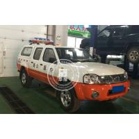 Buy cheap FRP Material Pickup Truck Canopy for Nissan D22 from wholesalers
