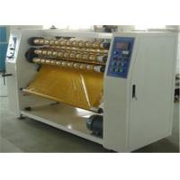 High Speed Steel Coil Slitting Machine Bopp Tape Slitter With Automatic Control Manufactures