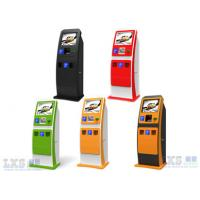 Buy cheap Ticket Dispenser Vending Machine With Member Card Reader For Cinema Use from wholesalers