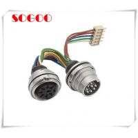 Buy cheap M16 Waterproof AISG RET Cable Assembly Flange Mounting With JST Connector from wholesalers