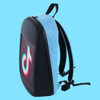 Buy cheap Advertising Smart Led Backpack WIFI Version For Daily Life And Travel from wholesalers
