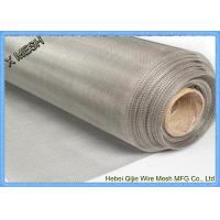 China 5 Micron Stainless Steel Woven Wire Cloth Dutch Mesh 0.914m X 30m For Filter on sale