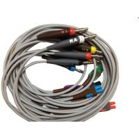 Buy cheap Original GE CAM Leadwire, 10 lead, banana end,2016032-001 from wholesalers
