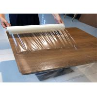 Buy cheap Size Customized Protective Laminate Film / Hard Surface Protection Film Leave No Residue from wholesalers