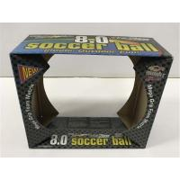 Buy cheap Foldable Small Cardboard Display Boxes Recycle Material Parallelogram from wholesalers