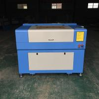 Buy cheap 6090 600x900mm CO2 craft engraving laser cutting machine for sale from wholesalers