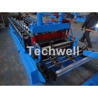 Wholesale 0.8-1.5mm Thickness Cold Roll Forming Machine For Making Traverse Machine With Motor 11KW from china suppliers