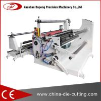 Buy cheap paper slitting machine for ndustrial adhesive tape/ protective film from wholesalers
