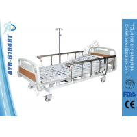 Buy cheap Multi-function Full Electric Hospital Bed With Aluminum Side Rails from wholesalers