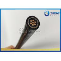 Buy cheap KYJV32 Type Access Control Cable With Anneal Copper Wire Conductor Black Color from wholesalers