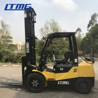 Buy cheap Customized Color Explosion Proof Forklift , LTMG Container Handling Forklift from wholesalers