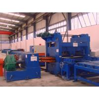 Buy cheap Stainess Steel Pre Painted Cut To Length Machine Uncoiling Leveling Coil Cutting Machine from wholesalers
