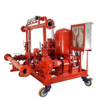 Buy cheap Dubai Bengal Market Small Flow Diesel Jockey Booster Pump Set from wholesalers
