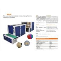 A model FULLY AUTOMATIC KRAFT AIR BUBBLE ENVELOPE MAKING MACHINE Manufactures