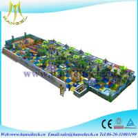Hansel hot sell cheap 2017 childrens fun parks games baby indoor soft play equipment Manufactures