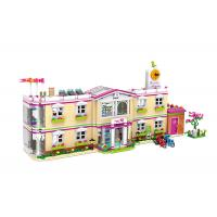 Buy cheap DIY School Villa Hospital Plastic Building Blocks For Kids Toys 100% Non - Toxic product