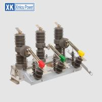 Wholesale 12KV 24KV Outdoor Vcb Breaker High Voltage Three Phase IEC Standard from china suppliers