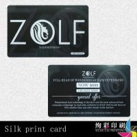Buy cheap Personal Financial Records IC Smart Card / ATM Card With Magnetic Stripe from wholesalers