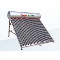 Wholesale Unpressurized Thermosyphon Solar Water Heater Direct Plug Connection Type from china suppliers