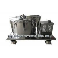Buy cheap CBD Oil Extraction Dehydrator Separator - Centrifuge Hemp Drying Machine PPTD-50 from wholesalers
