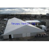 Buy cheap Heavy duty frame tent, aluminum frame multipurpose used clear span tent from wholesalers