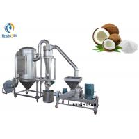 Buy cheap Food Herb Powder Grinder Machine Coconut Cocoa Shell Oat Bran Easy Operation from wholesalers