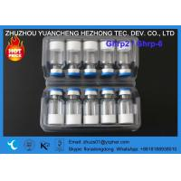 Buy cheap Lab Direct Supply Peptides Sterile Water Ghrp2 / Ghrp-6 5mg/Vial for Weight Loss from wholesalers