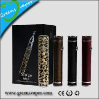 Wholesale GSV New Leather Ecig Mage Mod from china suppliers