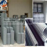 Buy cheap hot dipped 1x1 galvanized welded wire mesh Manufacturers sale from wholesalers