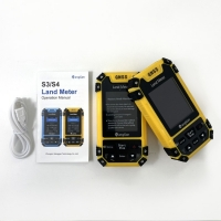 Buy cheap S4 Handheld GPS Survey Equipment Land Distance Area Measuring from wholesalers