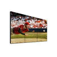 Buy cheap MD-490 LCD Video Wall Tv Monitor 1.8mm Super Slim Wall Mounted Digital Signage from wholesalers