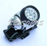Buy cheap 9 LED Headlamp from wholesalers