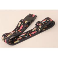 Buy cheap Customised Personalised Luggage Straps , Personalised Travel Straps Nylon Polyamide Material from wholesalers
