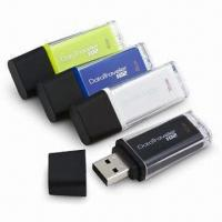 Buy cheap First-class USB Flash DT 102, with Co-logo and Swivel Design, Available in Different Colors from wholesalers