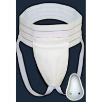 Buy cheap White Color Men ' S Athletic Supporter , Male Athletic Supporter With Flex Shield Cup from wholesalers