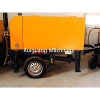 Buy cheap cement mortar spraying machine, High speed pumping mortar sprayer machine for wall plaster from wholesalers